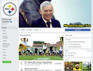 Pittsburgh Steelers Official FB Page