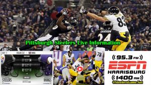 Pittsburgh Steelers Live Information
