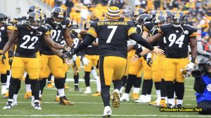 Pittsburgh Steelers Rosters
