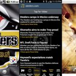 Live Stream Android Apps Reviews Pittsburgh Steelers