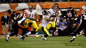 Cincinnati Bengals vs Pittsburgh Steelers Rivalry