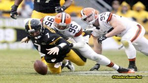 Cleveland Browns vs Pittsburgh Steelers Rivalry