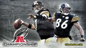 Pittsburgh Steelers AFC Championship