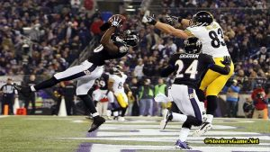 Pittsburgh Steelers vs Baltimore Ravens Rivalry