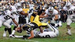 Pittsburgh Steelers vs Oakland Raiders Rivalry
