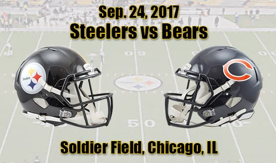 Steelers vs Bears Sunday Afternoon Game Preview, Prediction